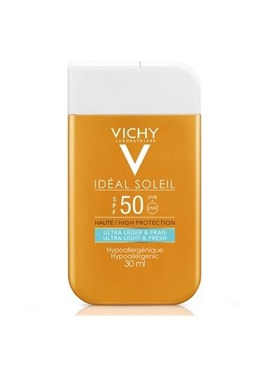 Vichy Vichy Ideal Soleil Spf 50+ Ultra Light Fresh 30 Ml Renksiz